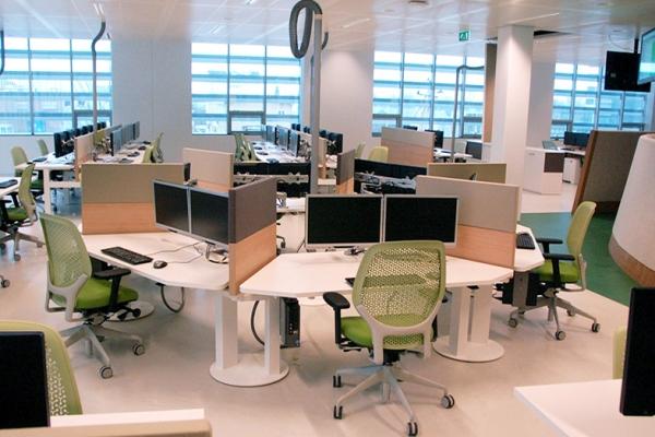 COwerk-UPC-leeuwarden-callcentre werkplekken