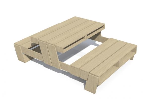 COwerk Crate buitenmeubilair voor scholen hp