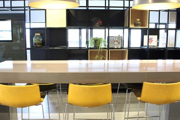 COwerk Cast XXL kantoor divider IG&H 7