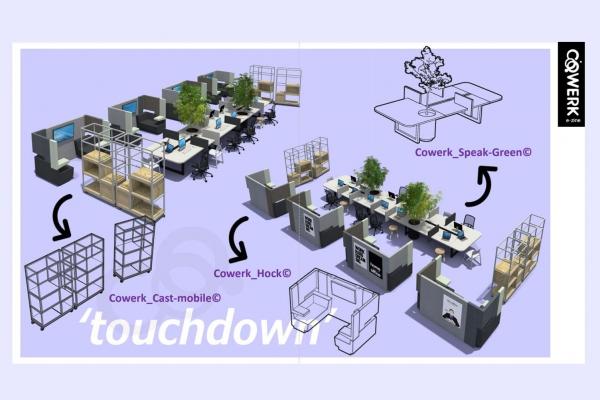 COwerk_Blended office furniture e-zine 52_frame